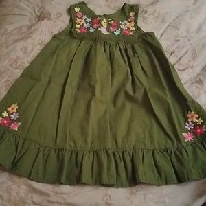 Gymboree hippy boho dress